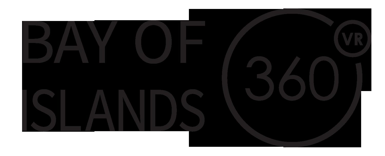 Bay of Islands 360 Photography Logo